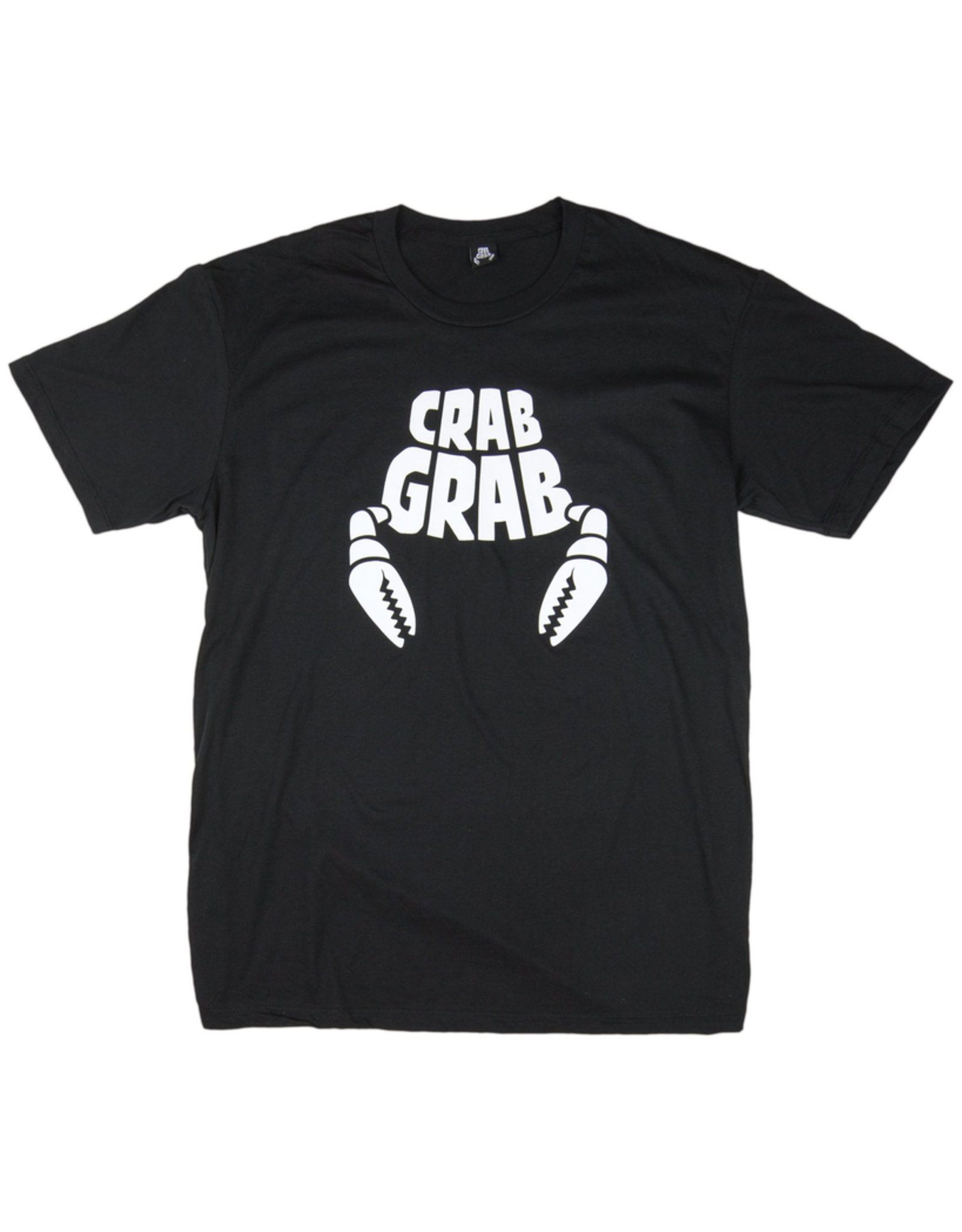 Crab Grab Crab Grab - Classic Tee - XL - Black