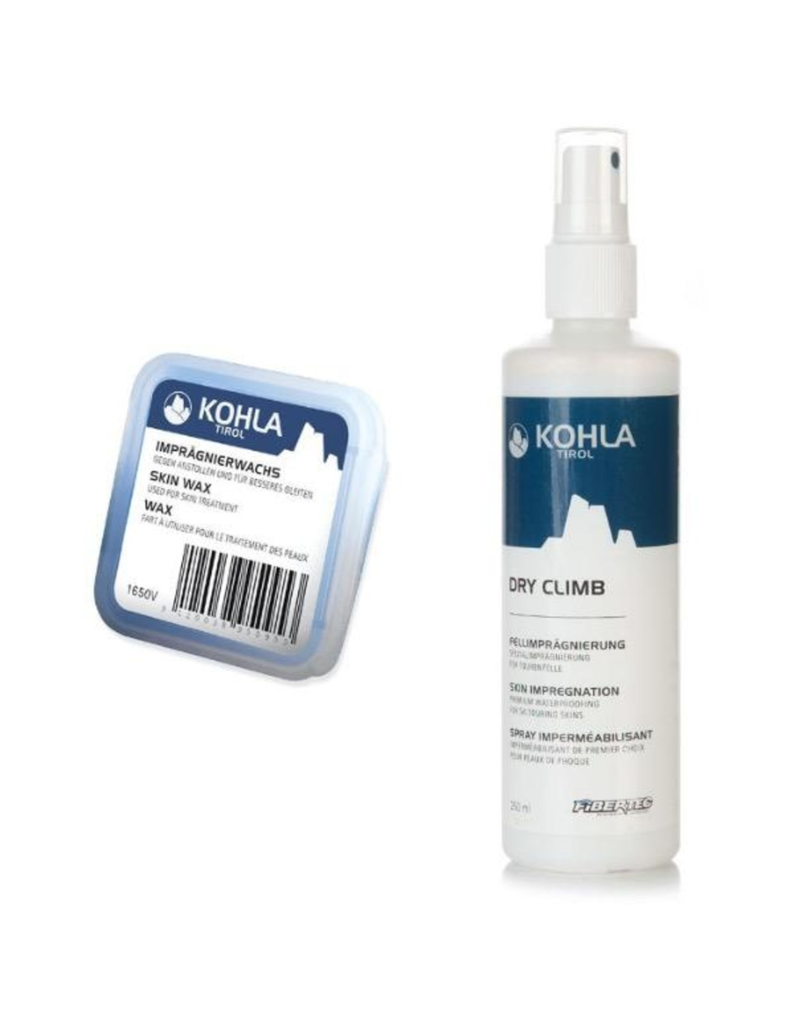 Kohla Kohla - Skin care set felle smøring