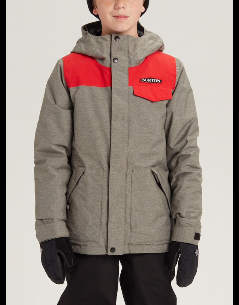 Burton Burton - Dugout Jacket − L/12år