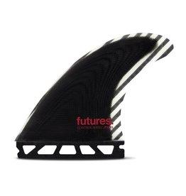 Future Fins Futures - PYZEL Control Series - M (65kg - 88kg)