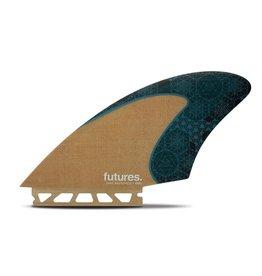 Future Fins Futures - RASTA KEEL Honeycomb - Universal
