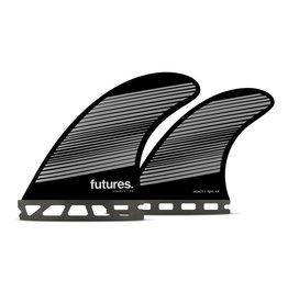 Future Fins Futures - F6 QUAD Legacy Series - M (65kg - 88kg)