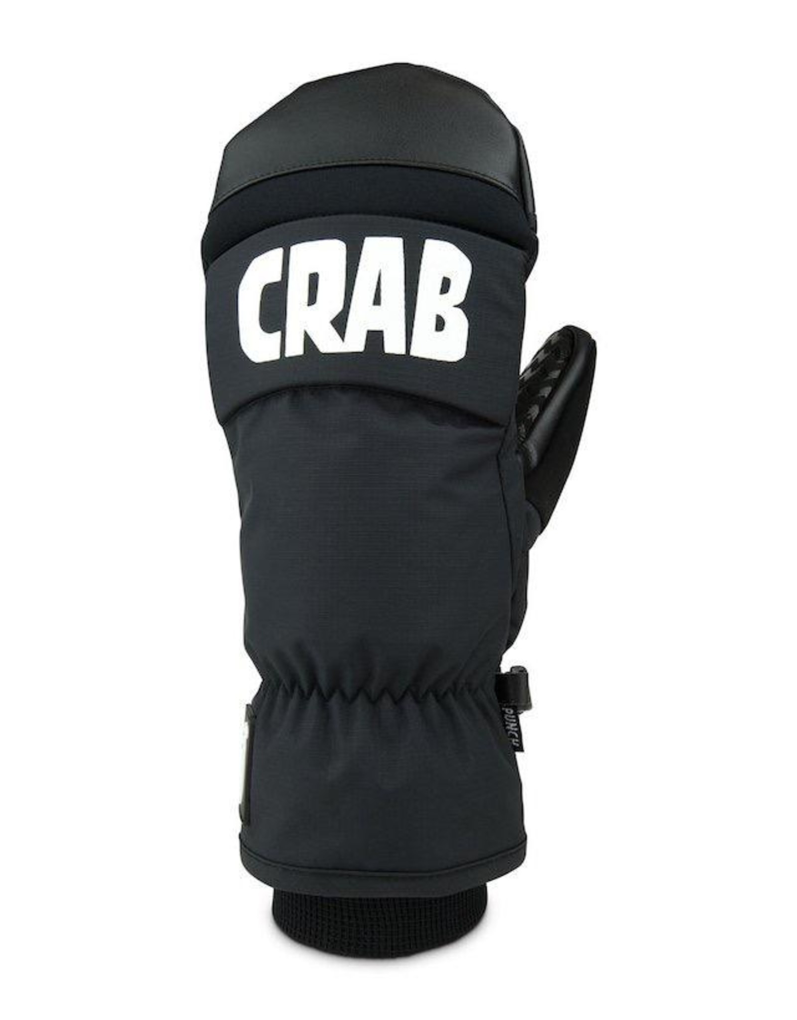 Crab Grab Crab Grab - Punch Mitt - S - Black
