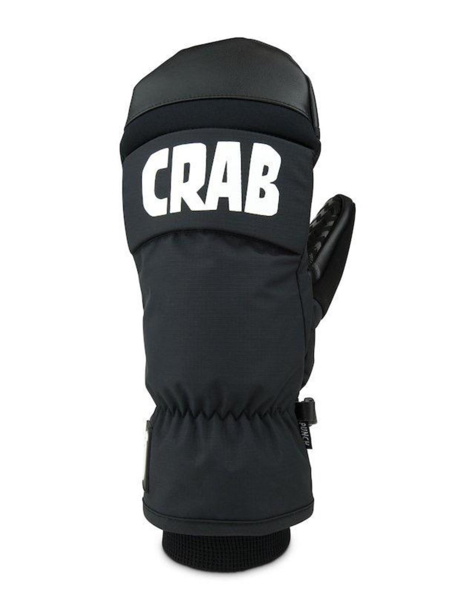 Crab Grab Crab Grab - Punch Mitt - L - Black