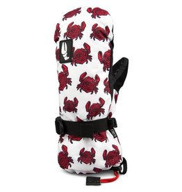 Crab Grab Crab Grab - Cinch Womens - L - Crab Rose