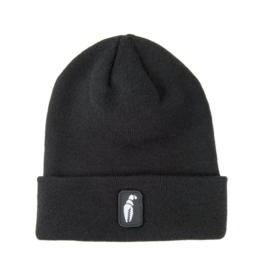 Crab Grab Crab Grab - Tall Claw Beanie - Black
