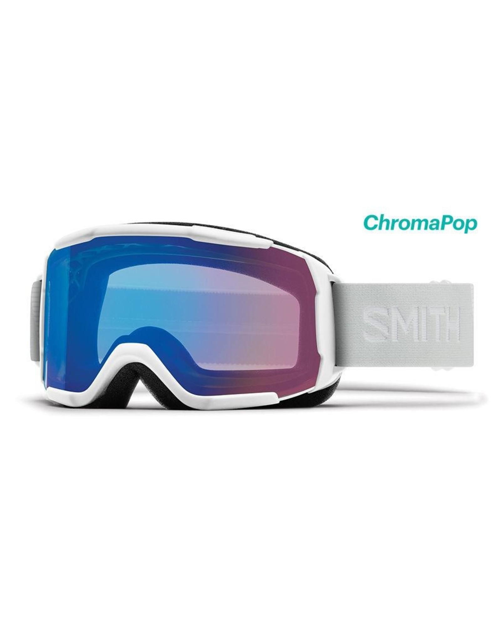 Smith Smith - Showcase OTG - White Vapor - ChromaPop Storm Rose Flash