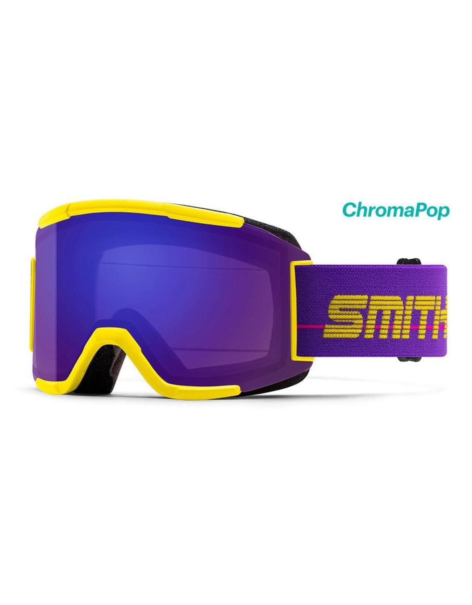 Smith Smith - Squad - Yellow 93 - ChromaPop Everyday Violet