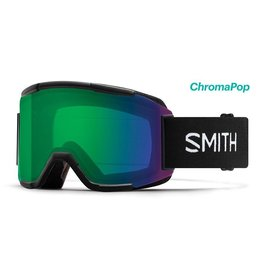 Smith Smith - Squad - Black - ChromaPop Everyday Green Mirror