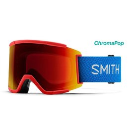 Smith Smith - Squad XL - Rise Block - ChromaPop Sun Red Mirror