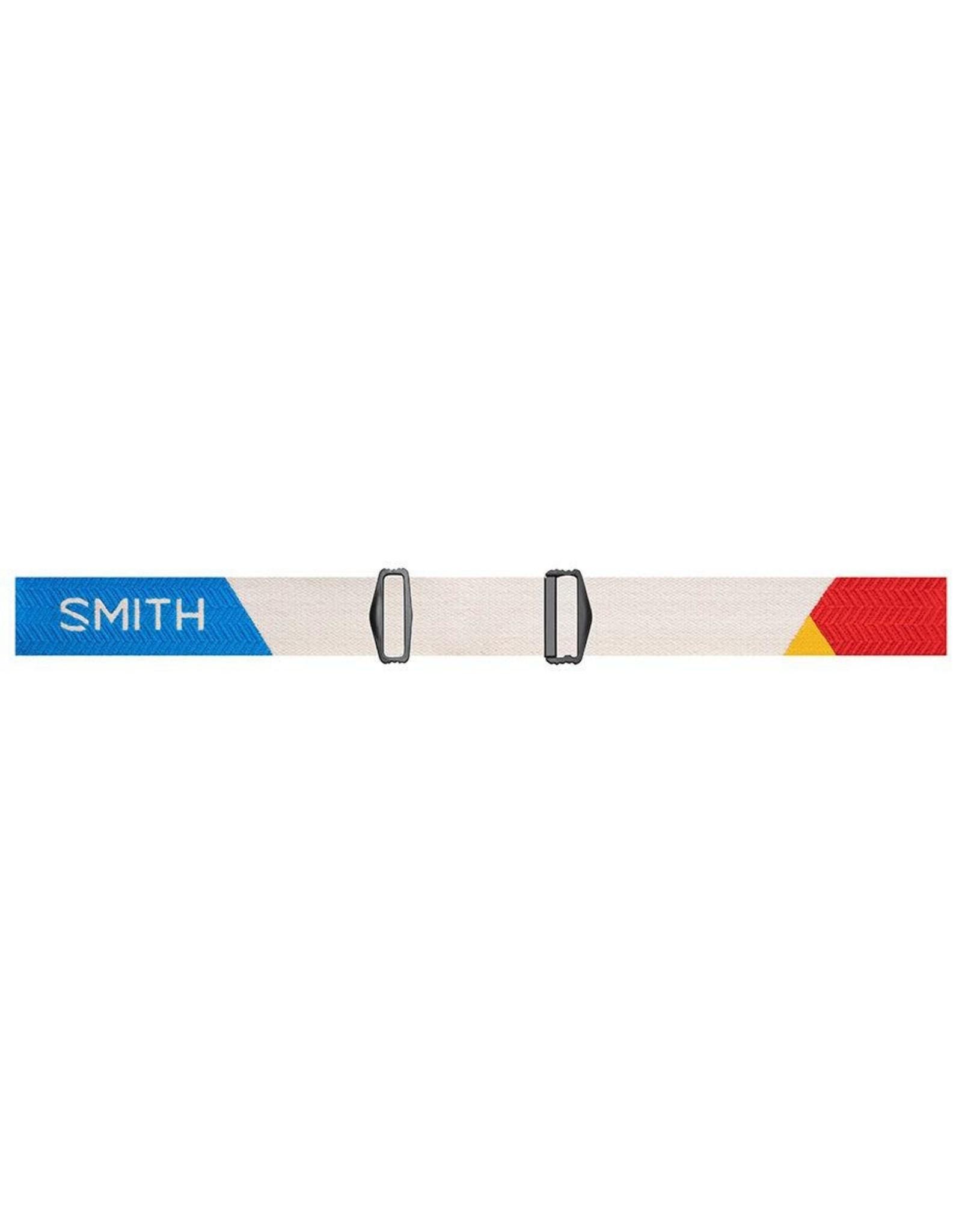 Smith Smith - Squad XL - Rise Block - ChromaPop Sun Red Mirror