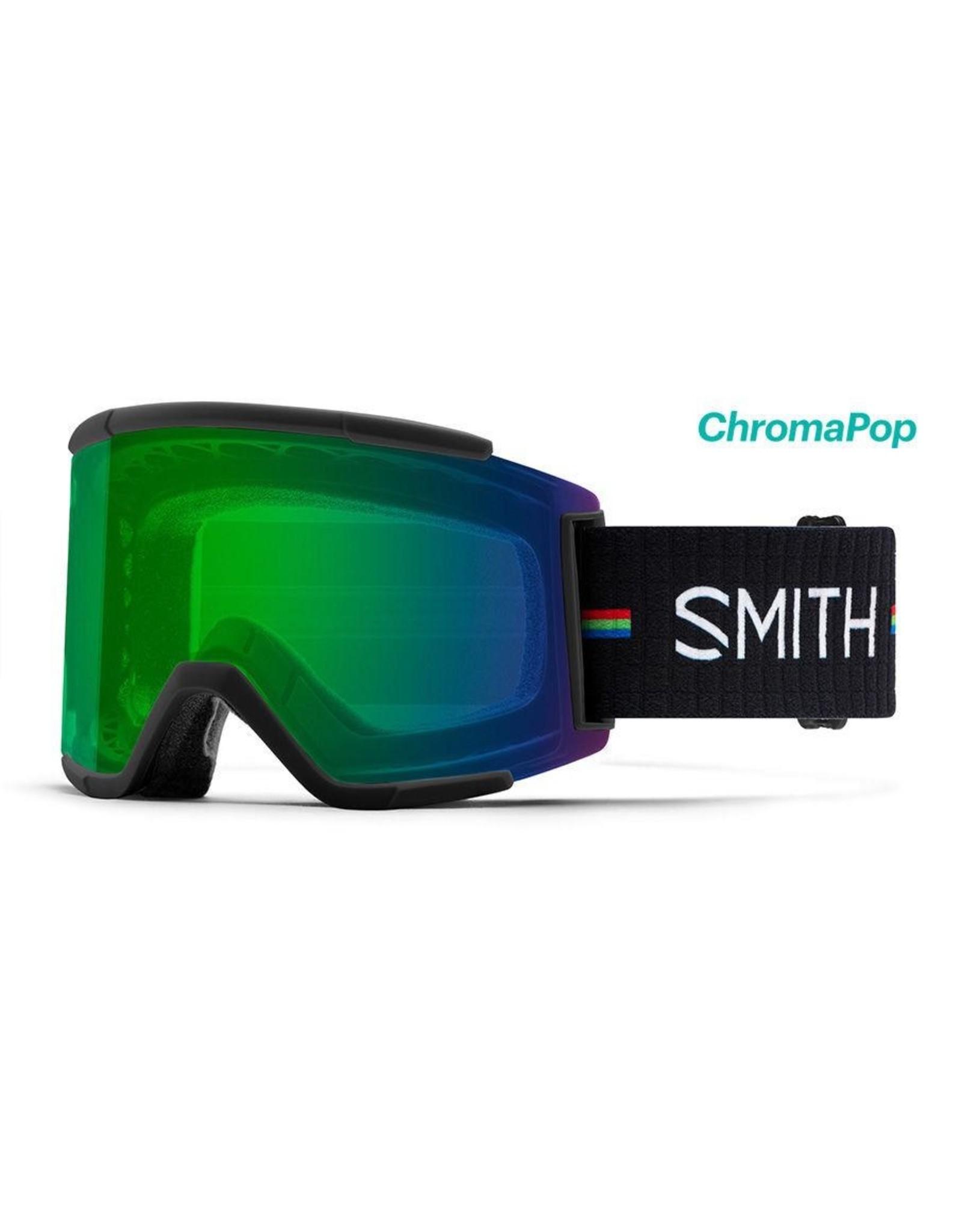 Smith Smith - Squad XL - Louif Paradis - ChromaPop Everyday Green Mirror