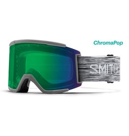 Smith Smith - Squad XL - Cloudgrey - ChromaPop Everyday Green Mirror