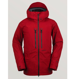 Volcom Volcom - Guide Gore-Tex Jacket - M - RED