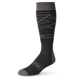 Dakine Dakine - Men's Summit Sock-Black / CharcoalM/L