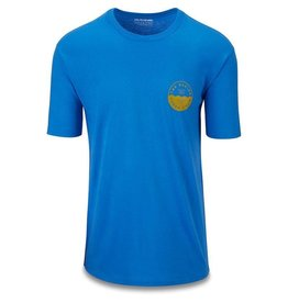 Dakine Dakine - Shred Crew Ii T Shirt-Cobalt Blue-L