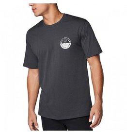 Dakine Dakine - Shred Crew Ii T Shirt-Washed Black-XL