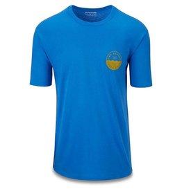 Dakine Dakine - Shred Crew II T Shirt-Cobalt Blue-XL