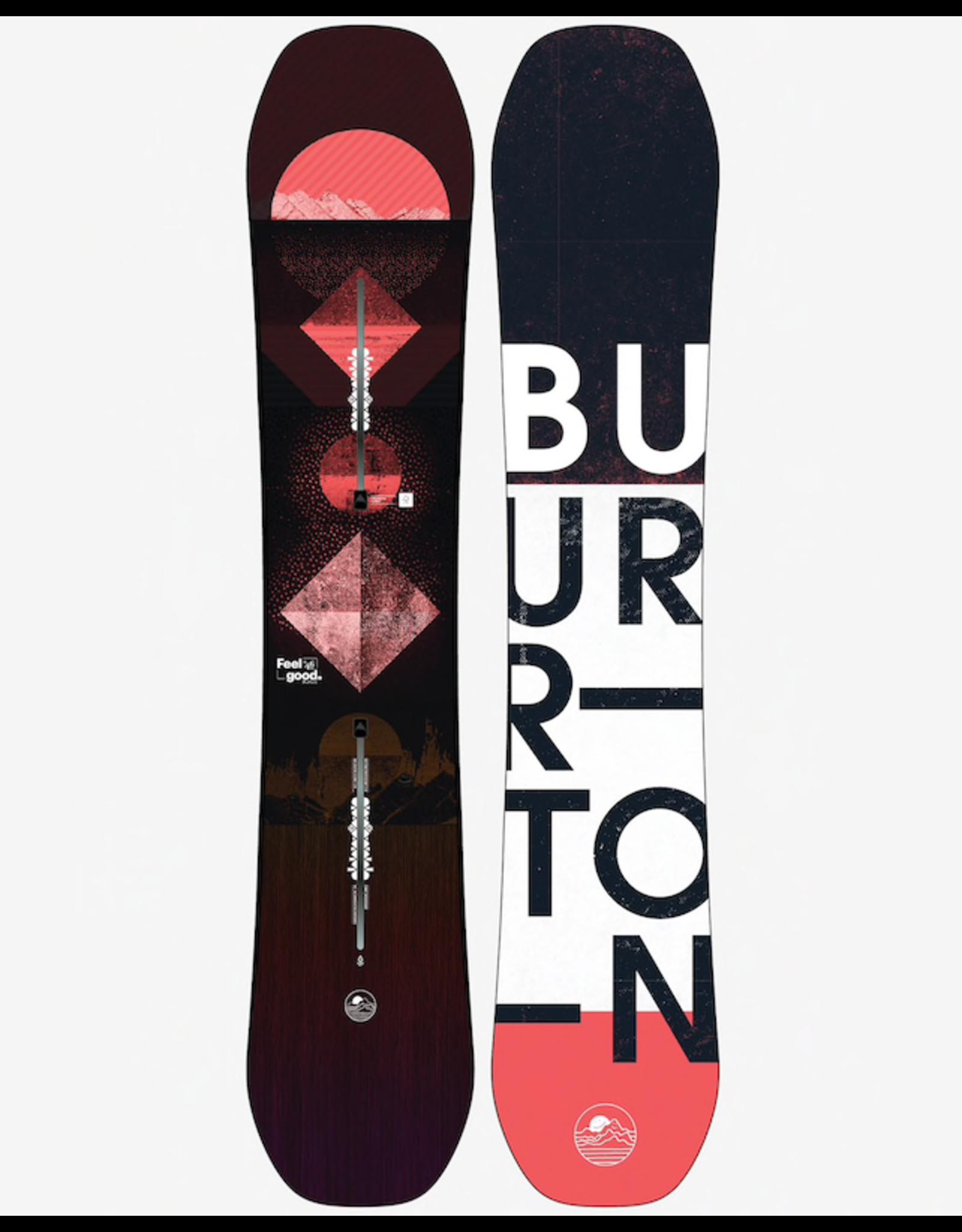 Burton Burton - Feelgood Flying-V - 146cm