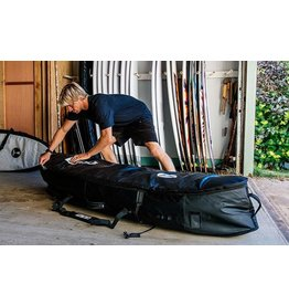 FCS FCS - Team 5 All Purpose Travel Cover - 6'7 - Grey - Boardbag