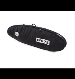 FCS FCS - Travel 1 Fun Board - 8'0 - Black/Grey - Boardbag
