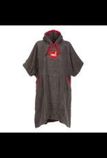 RedPaddleCo Red - Change Robe Poncho Håndkle