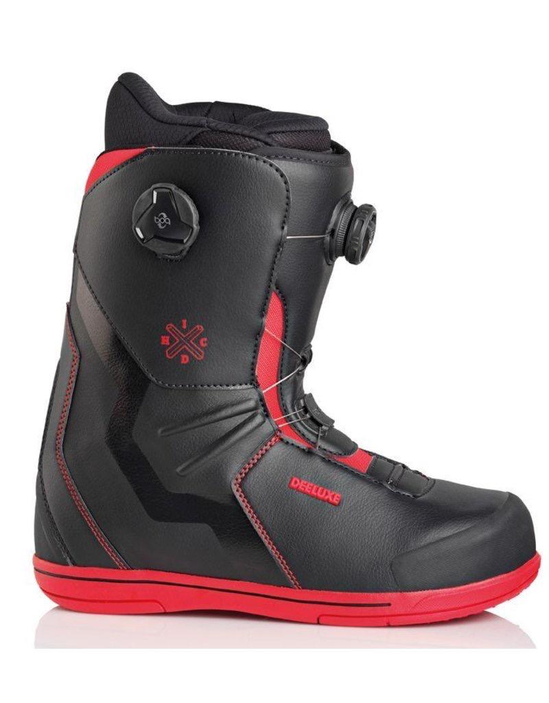 Deeluxe Deeluxe - IDxHC Boa TF - Black/Red - 44-29cm-11