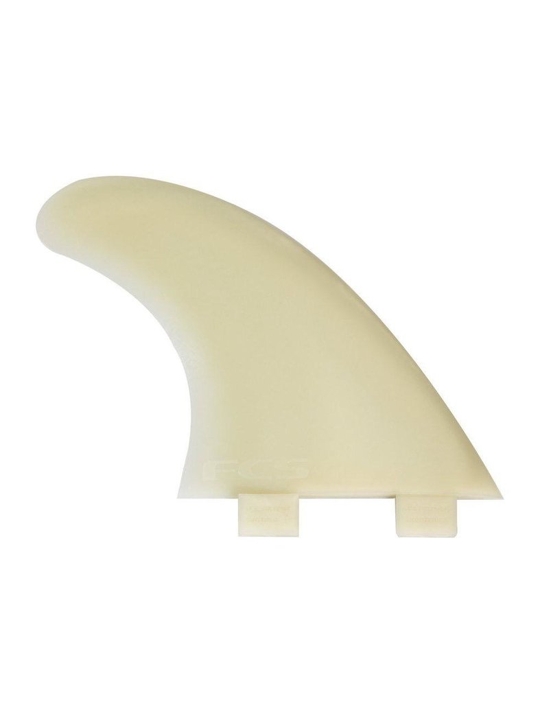 FCS FCS - 1Fin – M5 Glass Flex Left Fin  - Natural - Medium (65-80kg)