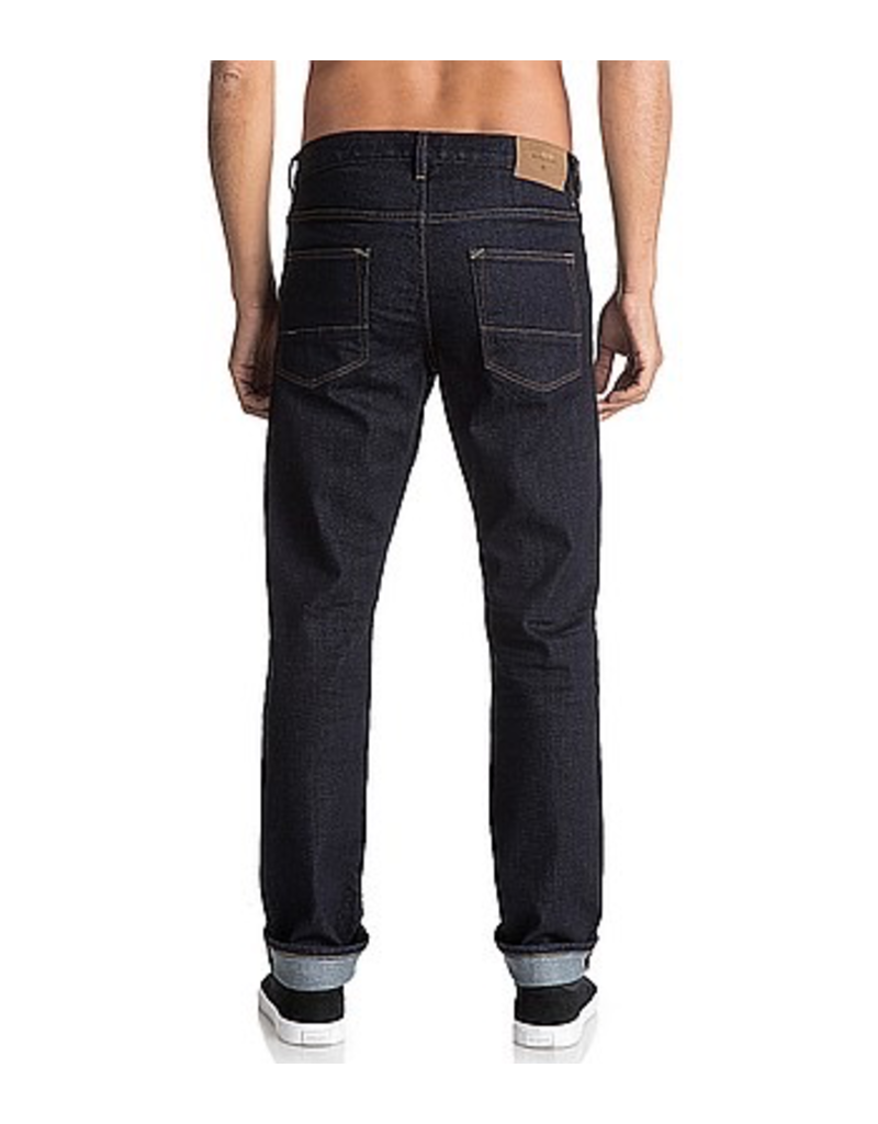 Quiksilver Quiksilver - Sequel Rinse Regular Jeans  - BSNW - 36x32