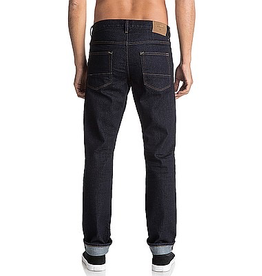 Quiksilver Quiksilver - Sequel Rinse Regular Jeans  - BSNW - 33x32
