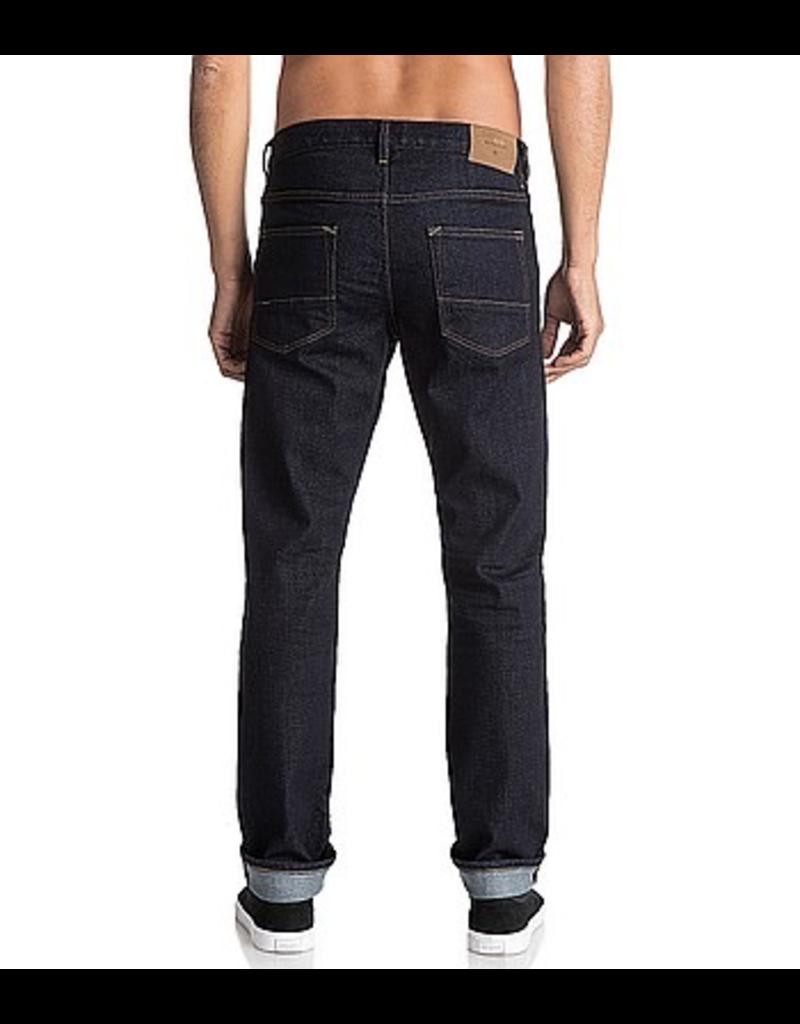 Quiksilver Quiksilver - Sequel Rinse Regular Jeans  - BSNW - 30x32