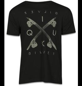 Quiksilver Quiksilver - Core Skate Tee, Black, S