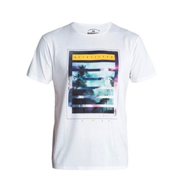 Quiksilver Quiksilver - SS Basic Tee Q6, White, XL