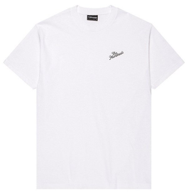 The Hundreds The Hundreds - Forever Slant Crest T-shirt - WHT - S
