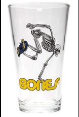 Powel Peralta Powell Peralta - Skeleton Pint Glass