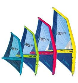 Arrows iRig - M - (140-180cm/Høyde på brukeren) Oppblåsbar/sammenleggbar rigg!