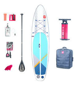 "RedPaddleCo 2020 - Compact Sport 11'0"" x 30"""