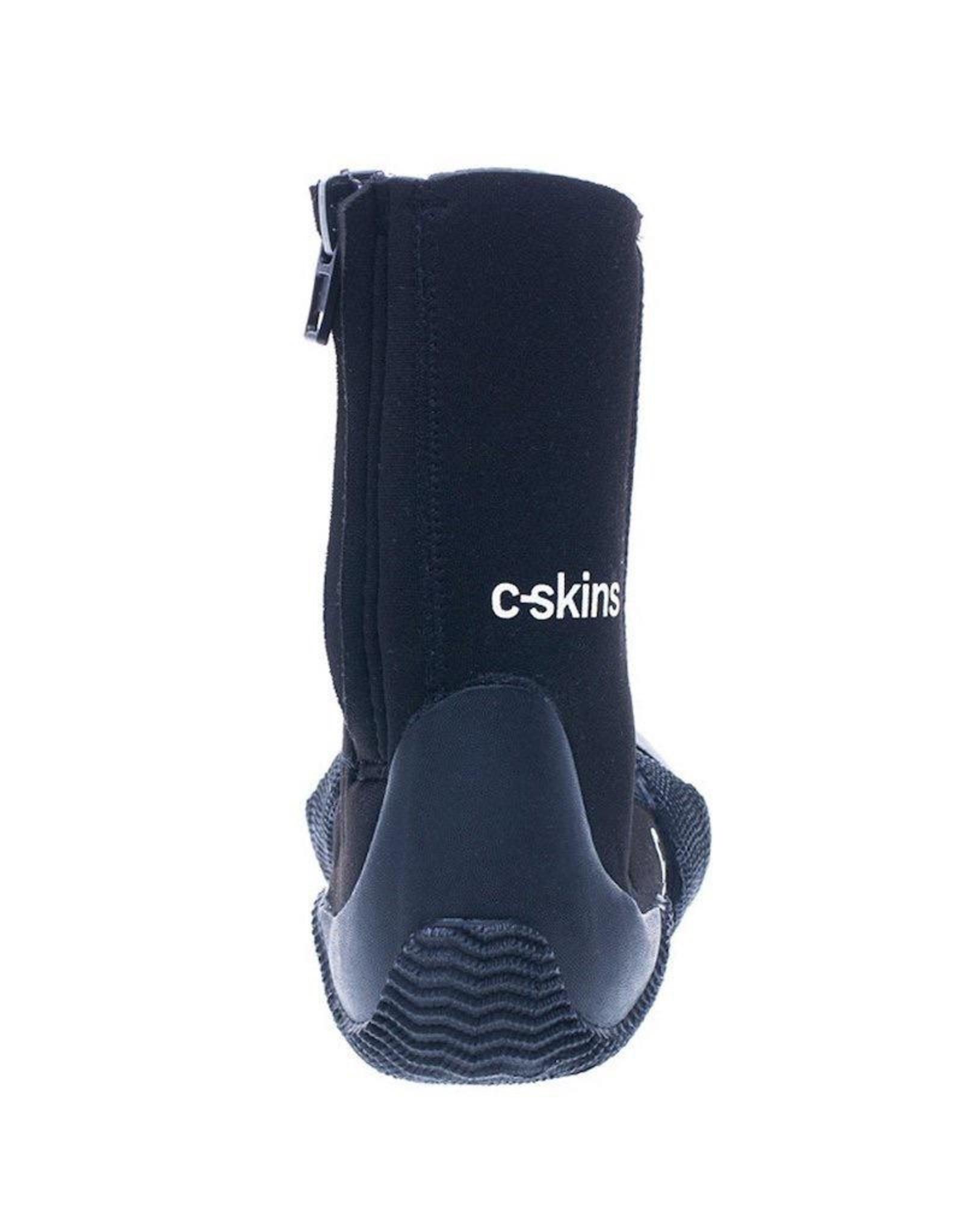 C-Skins C-Skins - Legend 5mm - 43-US10-28cm - Zipped Round Toe