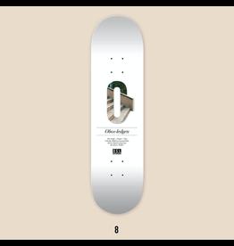 OSL Skateboards OSL - 8,0 - Obos Ledgen