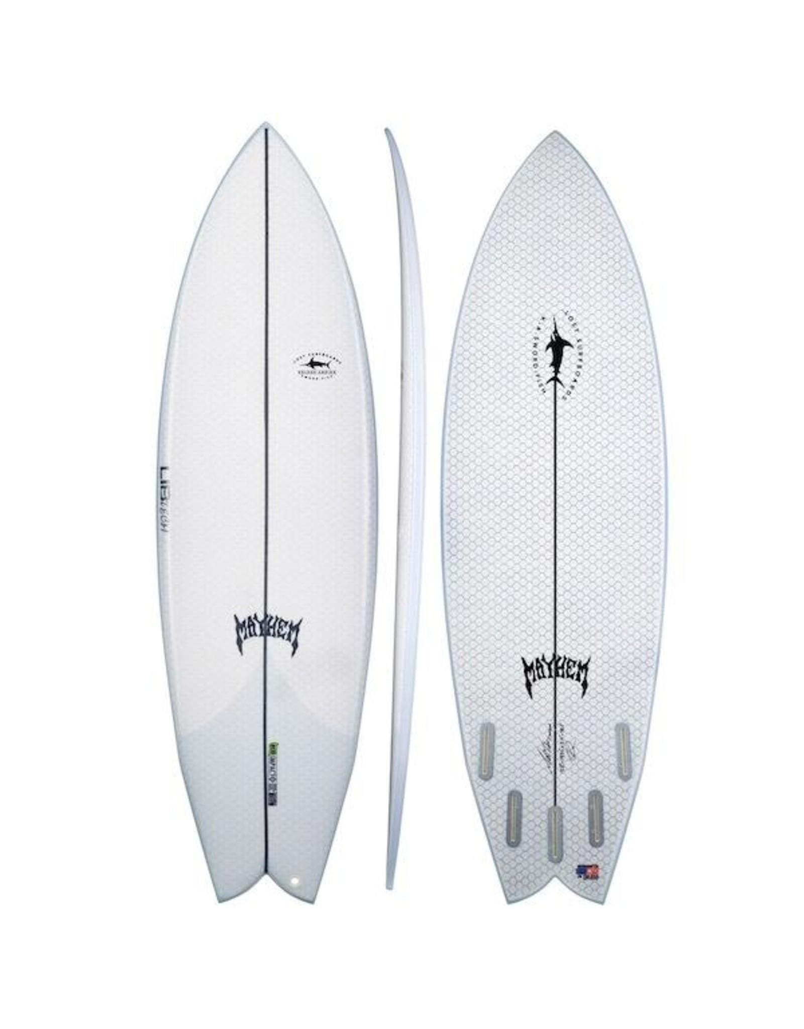 Lib-Tech Lib-Tech - 5'9 - Lost K.A Swordfish Exacta - 29L - FCS2