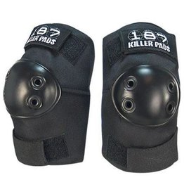 187 187 - Killer Pads Elbow - L - Black