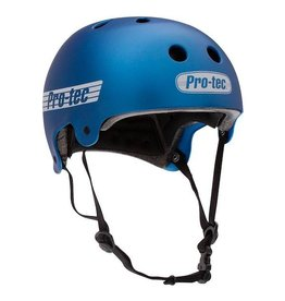 Pro Tec Pro-Tec - Old School Cert 54-56cm - Metallic Blue - S