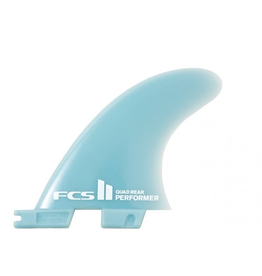 FCS FCS II - 2Fin - Performer GF Medium Quad Rear