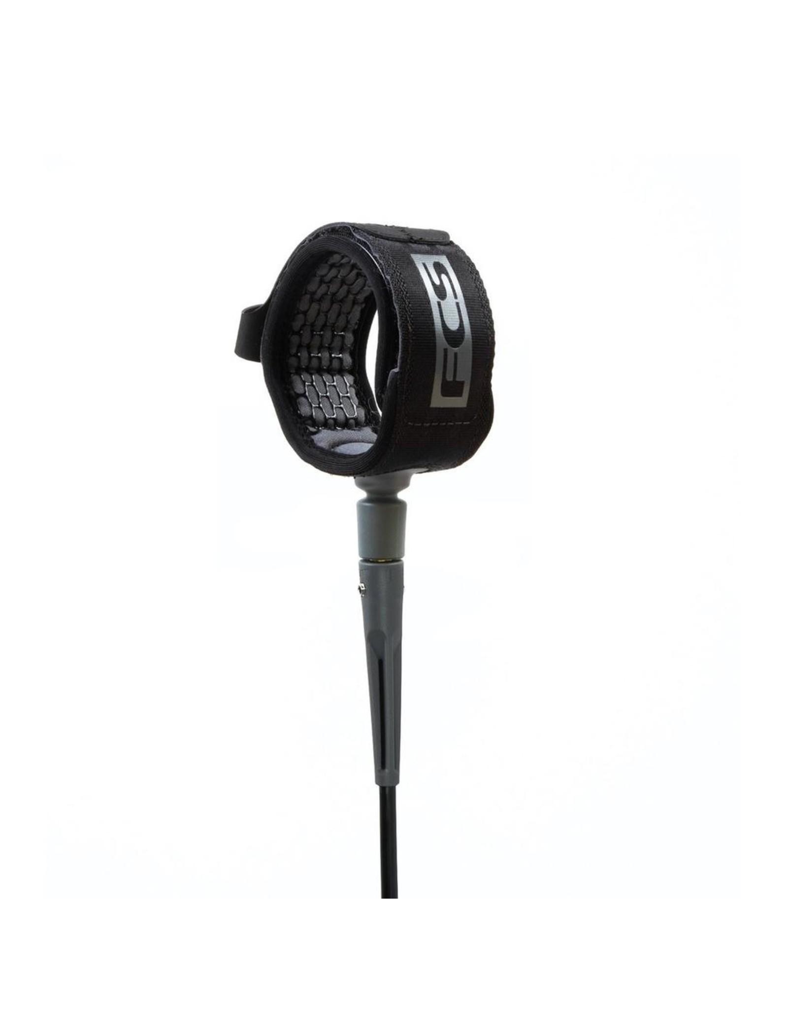 FCS FCS 7' All Round Essential Leash Black/Grey
