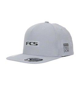 FCS FCS - Repel Snapback Cap - Grey