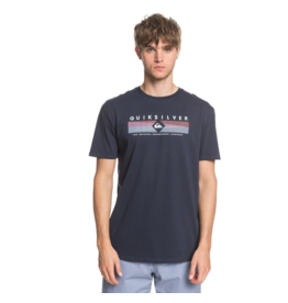 Quiksilver Quiksilver - DISTANT FORTUNE SS  - M - BYJO/Navy