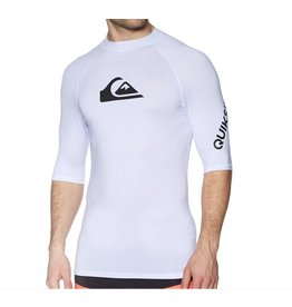 Quiksilver Quiksilver - ALL TIME SS  - M - WBB0/White