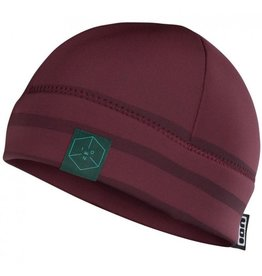 ION Ion - Neo Logo Beanie - M/50 - Wine Red