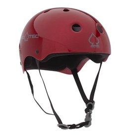 Pro Tec Pro-Tec - The Classic 58-60cm - Red Metal Flake - L