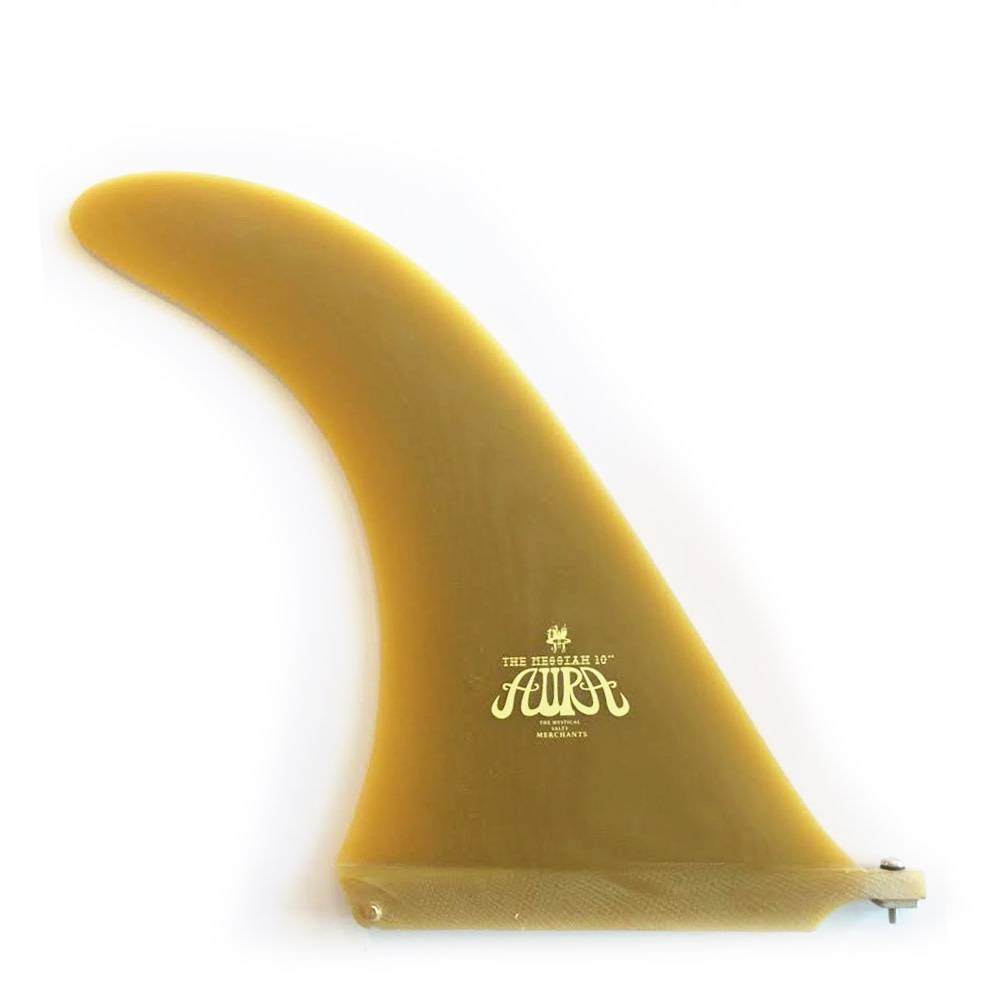 The Salty Merchants TSM messiah 10' fin mustard